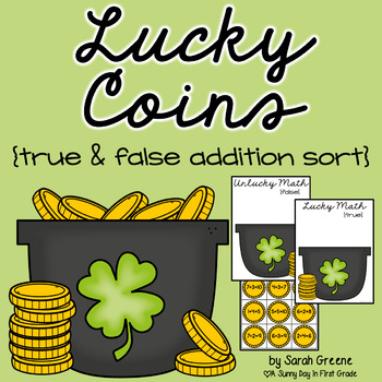 Lucky Coins {true&false addition sort!}