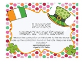 Lucky Contractions