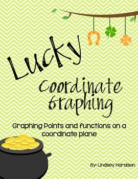 Lucky Coordinate Graphing