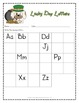 Lucky Dog Letters and Numbers