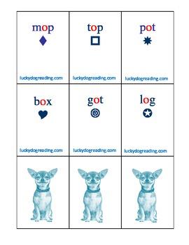 LuckyDog Short Vowels