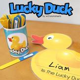 Lucky Duck Classroom Management