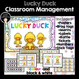 Lucky Ducks - Classroom Management