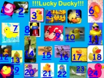 Lucky Ducky!!! Review Game