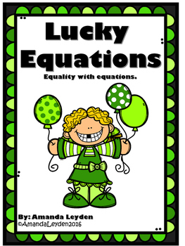 Lucky Equations