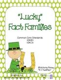 Lucky Fact Families Activity