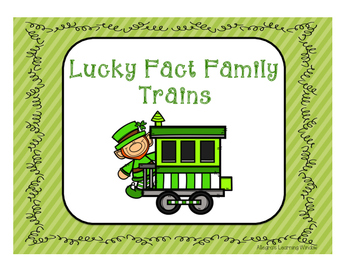 Lucky Fact Family Trains