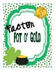 Lucky Factors Game: Common Core Magic