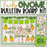 Lucky Gnome Bulletin Board Kit - St. Patrick's Day Bulletin Board