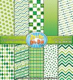 St. Patrick's Day Digital Scrapbook {Zip-A-Dee-Doo-Dah Designs}