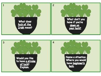 Lucky Idioms