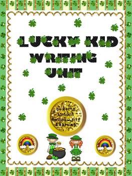 St. Patricks Day Writing Unit