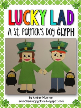 Lucky Lad {A St. Patrick's Day Glyph}