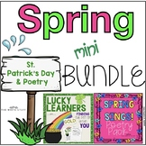 Spring Mini Bundle {St. Patrick's Day and Poetry}