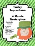 Lucky Leprechaun ~ A Mosaic Masterpiece