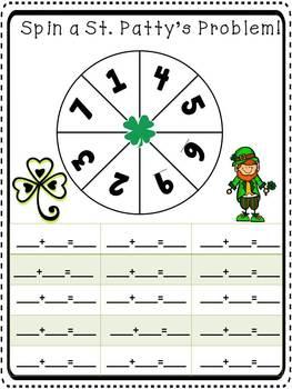 Lucky Leprechaun Activities! {St. Patrick's Day Fun!}