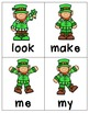 Lucky Leprechaun Bundle! {Numbers 0-100, Pre-Primer & Prim