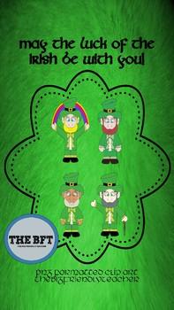 Lucky Leprechaun Clip Art
