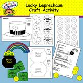 Lucky Leprechaun Craft Activity