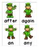 Lucky Leprechaun {First Grade Dolch Sight Words}