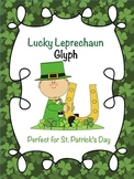 Lucky Leprechaun Glyph:  Perfect for St. Patrick's Day