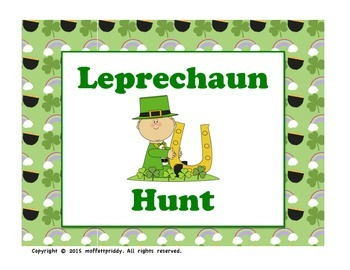 Lucky Leprechaun Hunt **FREEBIE**