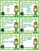 Lucky Leprechaun Leap {A Scoot Game for Language Arts and Math}