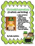Lucky Leprechaun Literacy Craftivity
