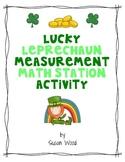 Lucky Leprechaun Measuring