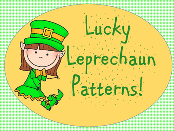 Lucky Leprechaun Patterns
