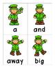 Lucky Leprechaun {Pre-Primer and Primer Dolch Sight Words}