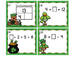 Lucky Leprechaun Scoot:  Missing Addends and Balanced Equations