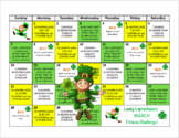 Lucky Leprechaun's March Fitness Challenge