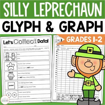 Lucky Leprechauns:  A GLYPH & GRAPH Math Activity for St. Patrick's Day