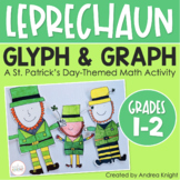 St. Patrick's Day Math Activity with Glyphs and Graphs (Lucky Leprechauns)
