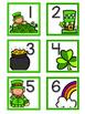 Lucky Leprechauns Calendar Cards