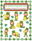 Lucky Leprechauns Math Pack