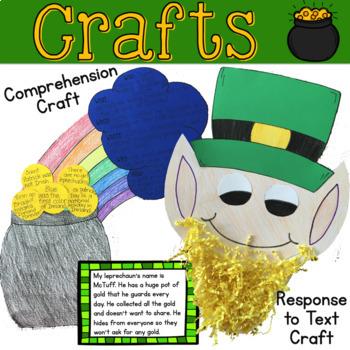 Lucky Leprechauns St. Patrick's Day Non-Fiction Reading