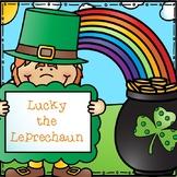 Lucky the Leprechaun (Literacy and Math Centers)