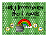 Lucky Leprechauns Short Vowel Sort