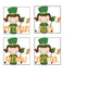 Lucky Leprechauns - St. Patrick's Day Math and Literacy Fun