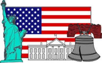 Lucky & Lexani Learn About U.S. Symbols