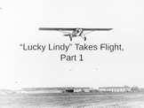"""Lucky Lindy"" Takes Flight part 1 vocab from edhelper"
