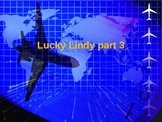 """Lucky Lindy"" Takes Flight part 3 vocab from edhelper"