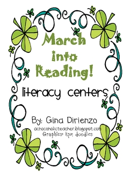 Lucky Literacy Centers