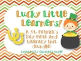 Lucky Little Learners- A St. Patrick's Day Math and Literacy Bundle