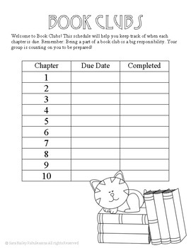 Lucky Lottery Novel Study