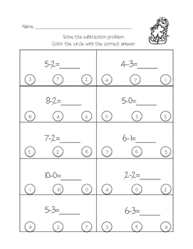 Lucky March Math!