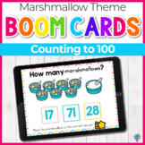 Lucky Marshmallow Cereal Counting Numbers 11-100   Boom Cards™ Digital Task Card