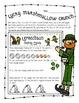Lucky Marshmallow Crunch - St. Patrick's Day Money Printable - No Prep!